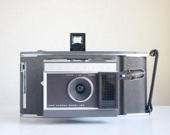 Polaroid Camera, Land Camera Model J66, Decor Camera, Studio or Man Cave Decor, Mid Century Modern