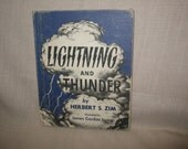 Lightning and Thunder by Herbert S. Zim