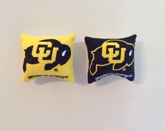 Colorado Buffaloes Pillow Magnet