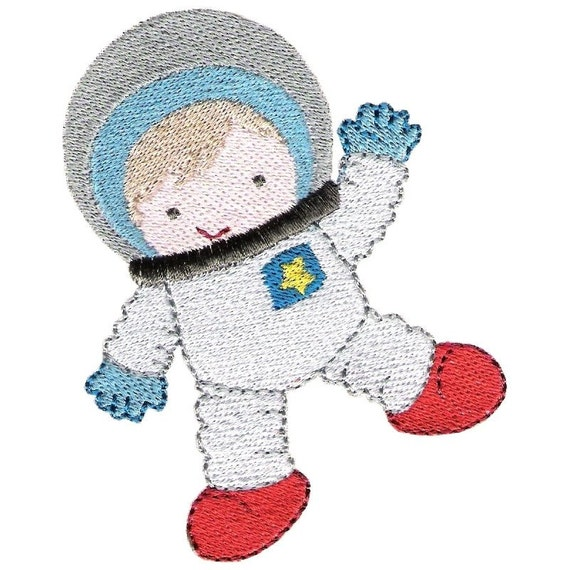 Astronaut Machine Embroidery Designs