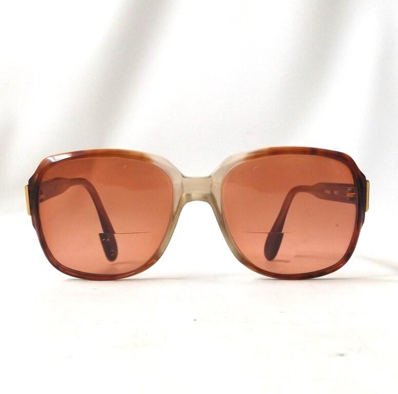 vintage 1970s womens prescription eyeglasses by ...