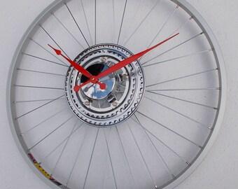Bike Sprocket Wheel Clock
