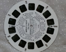 View Master Reel - Apple's Way The Fair CBS Television Series ViewMaster Reel 1   GAF B 5581
