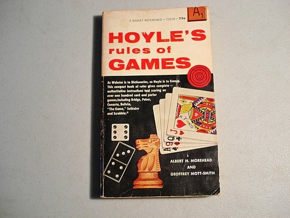 Poker game rules card games
