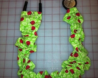 Lady Bugs  Stethoscope Cover