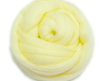 Fine Merino Wool Felt for felting 50g Pudding Perfect in Wet Felt From Japan ME021