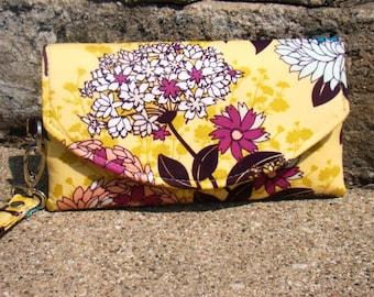 Mini Clutch ... Smart Phone Bag ... Bridesmaids Clutch
