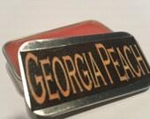 Georgia Peach Lip Tin