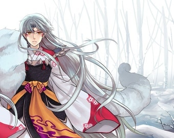 Sesshomaru - Winter