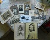 260+ Vintage photos, portraits, snapshots Etc