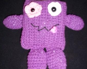 My Baby Monster - Purple