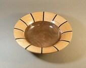 Wood Bowl - Handmade - B275