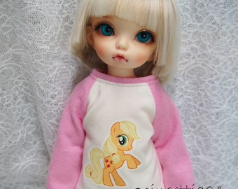 Super Dollfie Yo SD Littlefee Pink Sweater A - My Little Pony