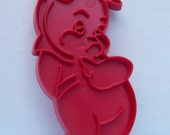Classic Vintage Tupperware Pig Cookie Cutter