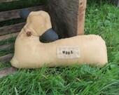 Primitive Sheep Ornie - Primitive Sheep Bowl Filler