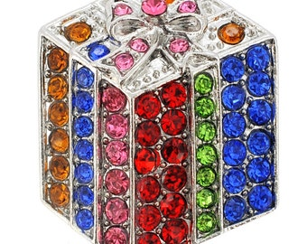 Birthday Giftbox Pin 1001043