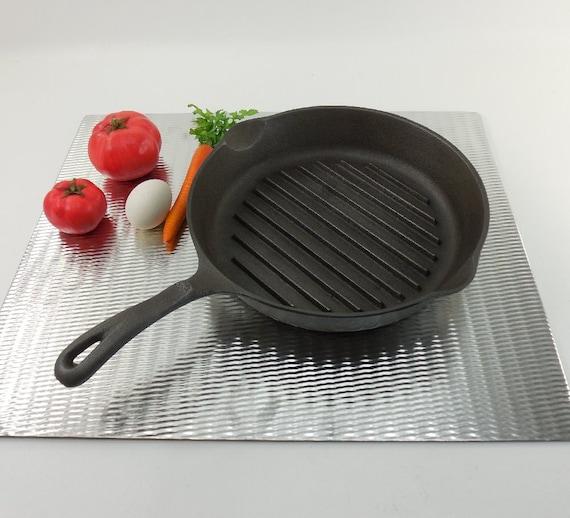 wagner 1891 original cast iron grill pan skillet. Black Bedroom Furniture Sets. Home Design Ideas