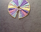Custom Order Mini Easter Tree Skirt For Susan