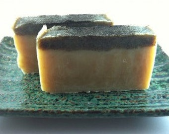 Citronella and Lemon Beer Soap - Vegan - Handmade Soap