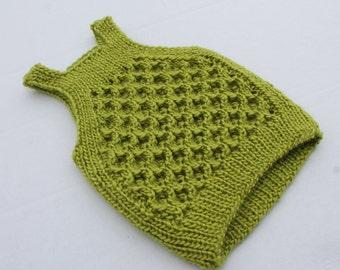 Lace Vest. 6 - 12 months