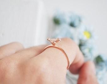 tiny bird ring-free shipping