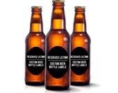 RESERVED LISTING - Custom Beer Bottle Labels