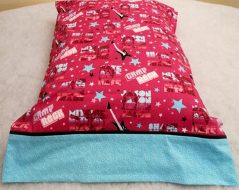 Pillowcase Camp Rock Standard Size