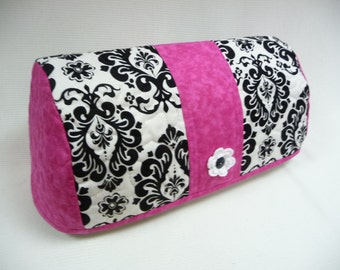 DELIGHTFUL DAMASK with Hot Pink - Create/Personal Cutter Cozy - Create Cozy - Create Dust Cover - Cozy - Dust Cover