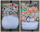 Urban Eye Glasses Ai2 cloth diaper with bamboo soaker
