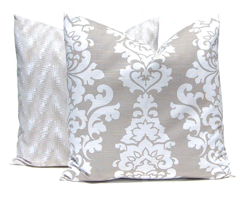 Throw Pillows Taupe : Taupe Pillows Pillow Covers Decorative Pillow by CompanyTwentySix