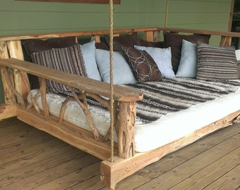 Porch Swing Bed - Queen