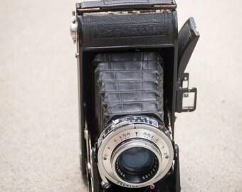 Voigtländer Bessa 1930's Folder Camera with Bellows