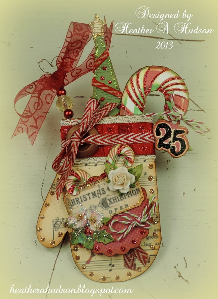Christmas Money Cards Holder