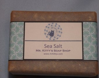 Sea Salt Shea Butter Soap