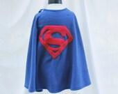 Superman Inspired Cape