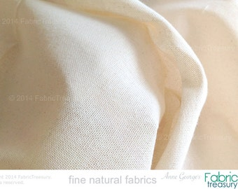 Burlap bag fabric. Soft cotton burlap for bag, pillow, table runner. Organic cotton burlap fabric. 44 inches wide.