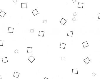 """Confetti 2, small, original, 10"""" x 8"""" drawing"""