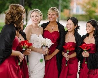 Calla Lily Bridal Bouquet, Silk Calla Lily Wedding Flowers, Calla Lily Bridesmaids Bouquets, Calla Lily Bout