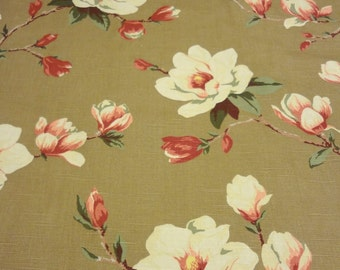 Ralph Lauren Floral Fabric Suitable for Drapery Upholstery Pillows 1 Yard