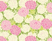 Mum Toss Green (PWHB043) - Heather Bailey UP PARASOL - Free Spirit Fabric  - By the Yard