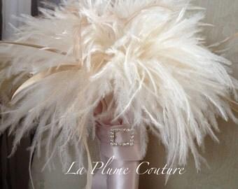 La Plume Feather Bouquet