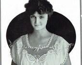 Vintage Edwardian Patterns Royal Society Crochet and Knitting Number 11 pdf