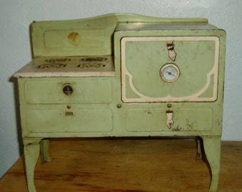 Vintage Kingston Toy Stove