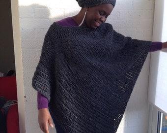 Free Crochet Patterns Plus Size Ponchos : CROCHET PONCHO PLUS SIZE ? Only New Crochet Patterns