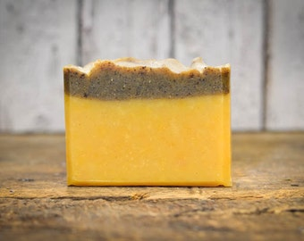 Organic Soap, Pumpkin Pie Soap