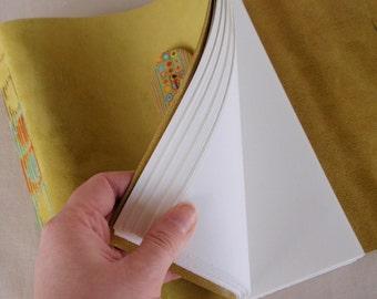 Custom Large Sketchbook