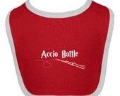 Funny Harry Potter Baby Bib - Accio Bottle