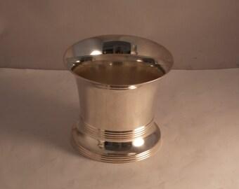Vintage Silverplate Wine Chiller