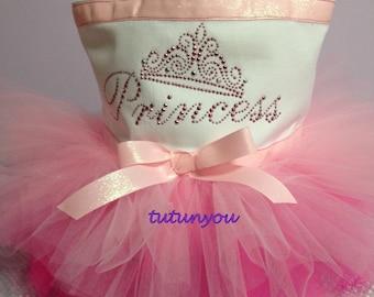 Princess Tutu  Bag-Pink-Tutu Bag-Birthday-Princess-Dance