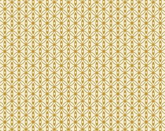 1 Yard of Emmy Grace Knotty Sunbeam by Bari J. Ackerman for Art Gallery Fabrics